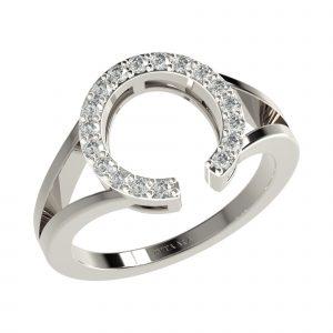 White Gold Wedding Diamond Bands