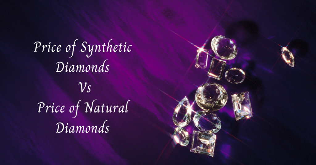Synthetic diamond price