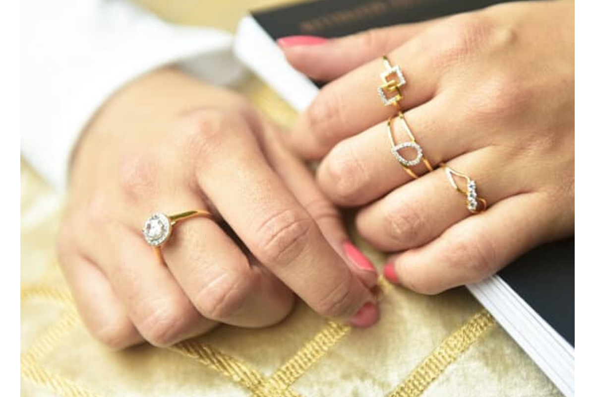price of a diamond ring in India