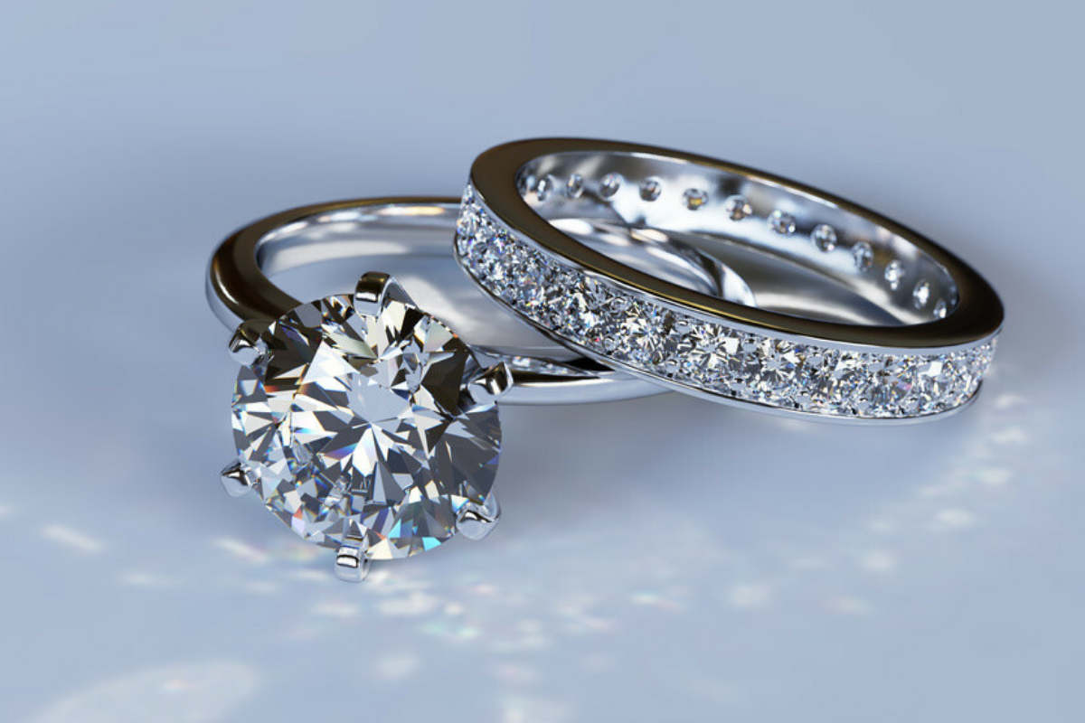 real diamond jewellery